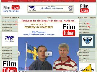 Nya FilmTuben för film i HD-Format. Vi syns på internet. - http://www.filmtuben.se